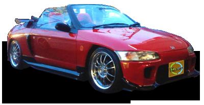 EV-F1 ホンダ ビート