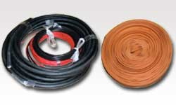 メイン回路用配線(赤・黒)・熱収縮チューブ